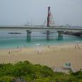 那覇に増えつつある人工海浜