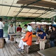 ひこばえの森→大川→唐桑半島(9月14日)