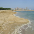 シーサイド百地の人工海浜
