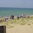 海の中道の海岸清掃